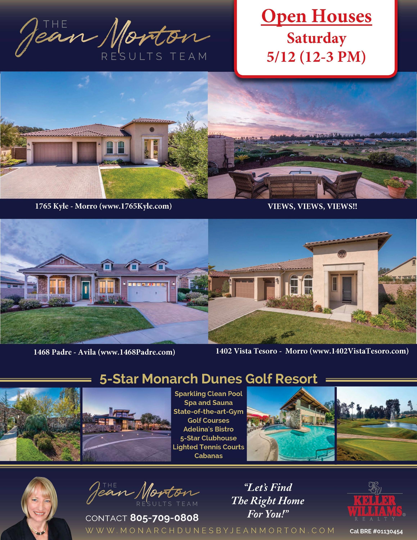 Open Houses 5-12