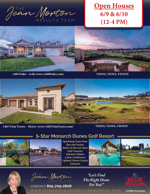 Open Houses 6-9-6-10