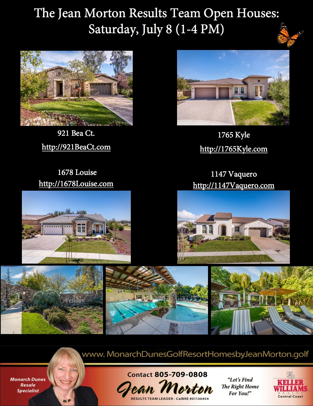 Open Houses July 8
