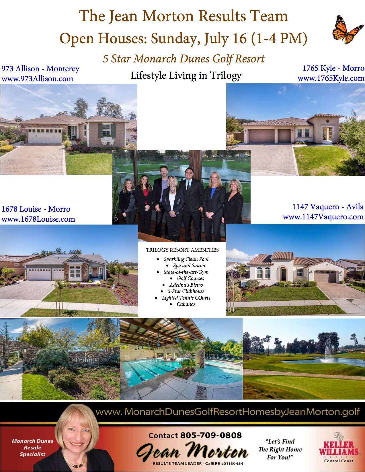 Open Houses July 16