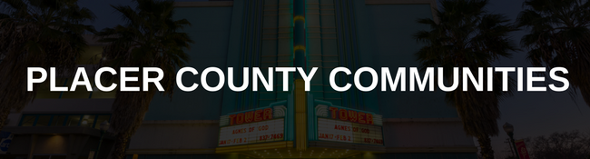 Placer Counties