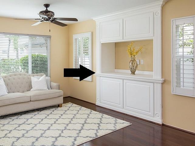 Living room 1 MLS
