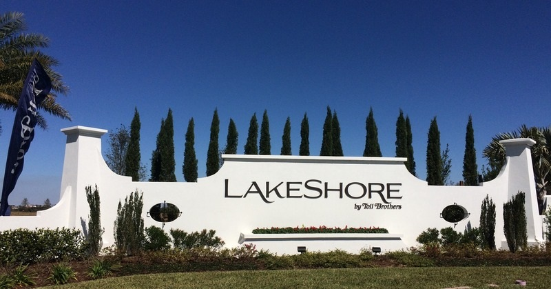 lakeshore by toll brothers in winter garden - Homes For Sale In Winter Garden
