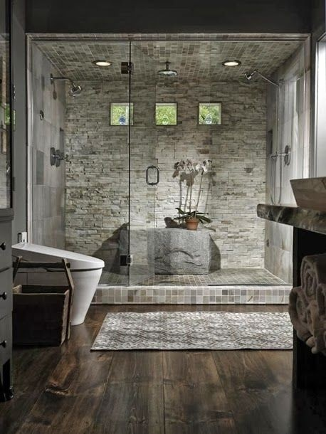 c69cacb1a4f40180383b254dcea4288a--stone-shower-tile-rock-tile-bathroom