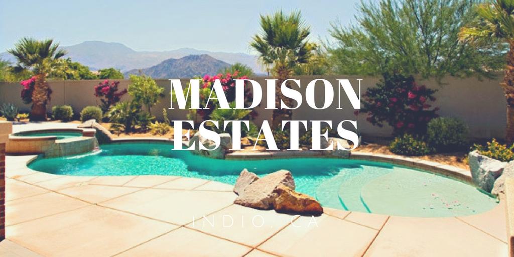 Madison Estates At Santa Rosa In Indio Ca Gated Homes And