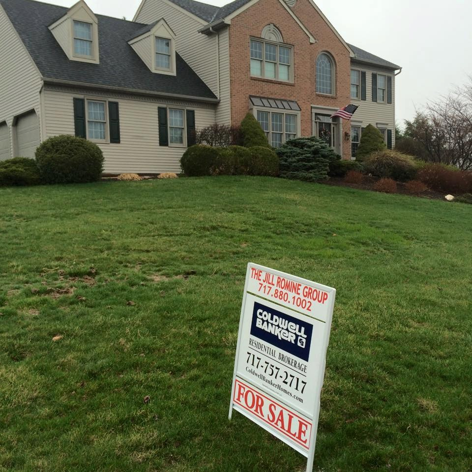 For Sale with The Jill Romine Group