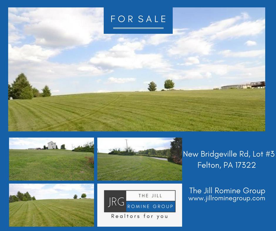New Bridgeville Rd, Lot #3, Felton, PA 17322 FB READY