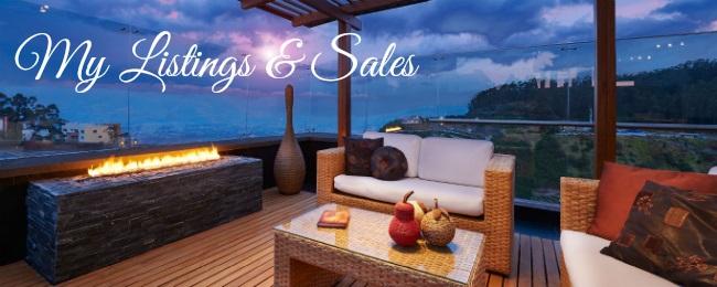 My Listings & Sales