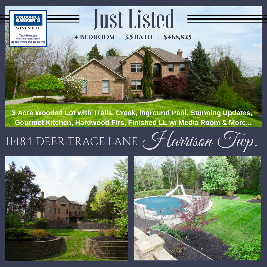 Deertrace Just Listed