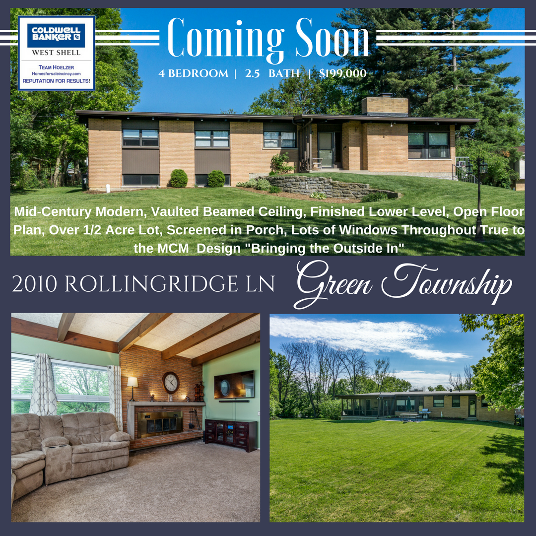 2010 Rollingridge Coming Soon
