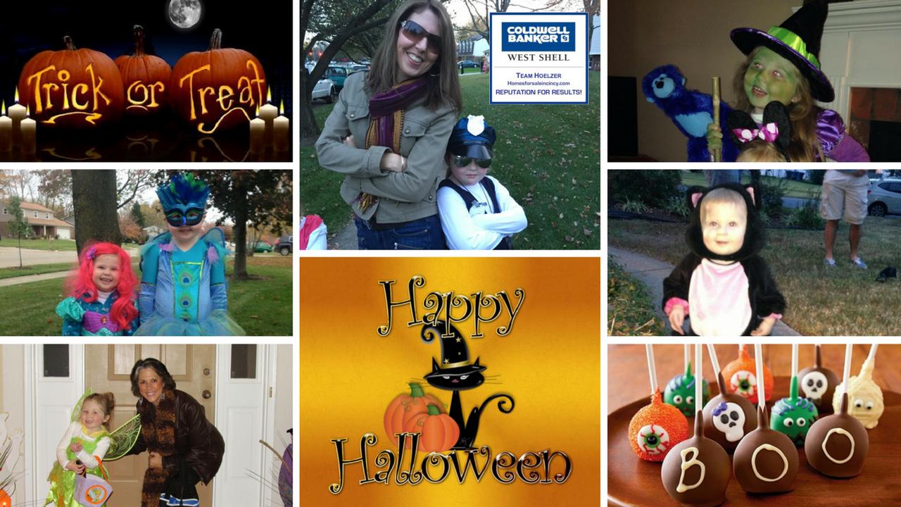 Halloween Collage Team Hoelzer