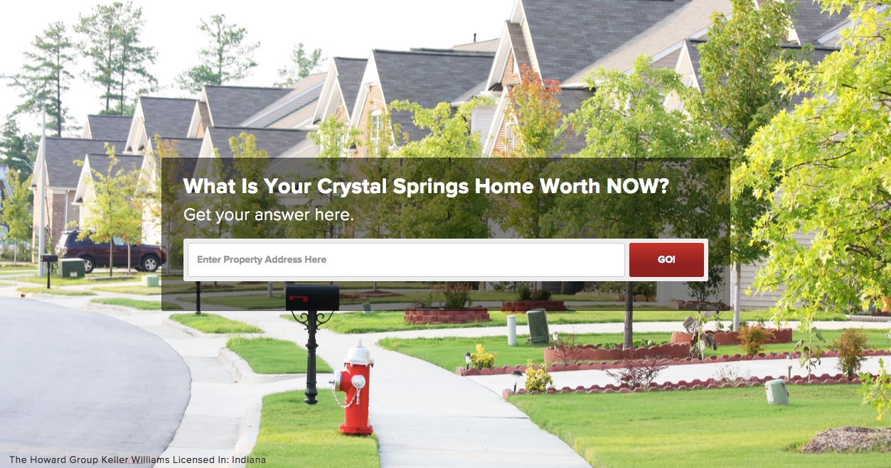 Crystal Springs Home Value