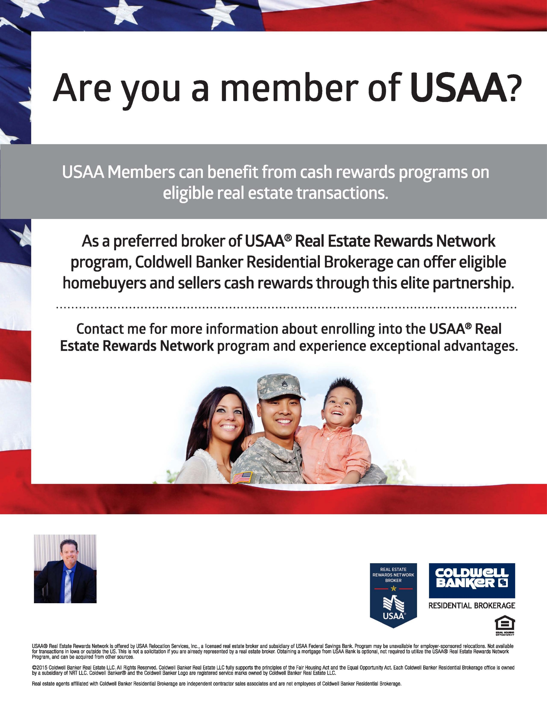 USAA - Coldwell Banker Residential Brokerage