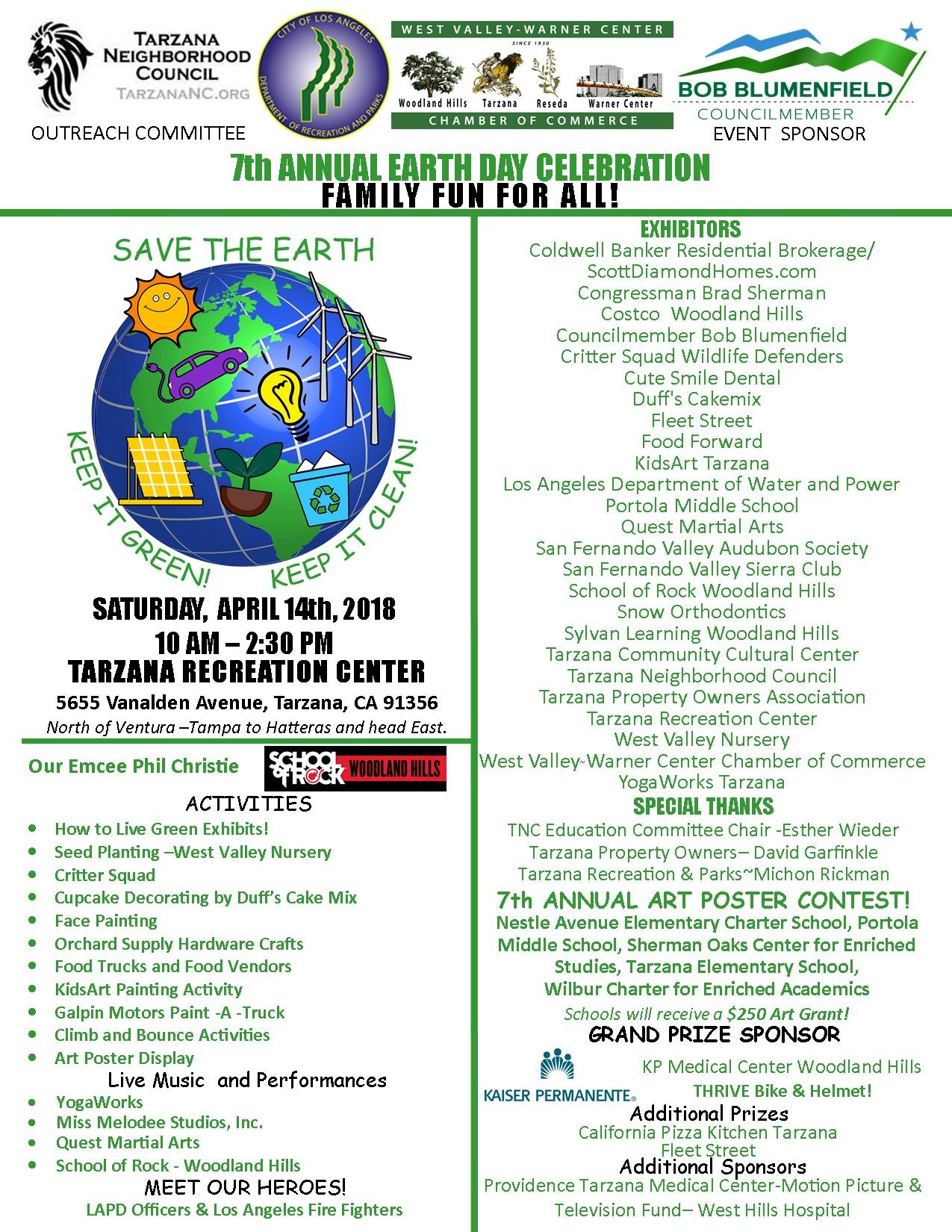 2018 Earth Day Flyer 3 23