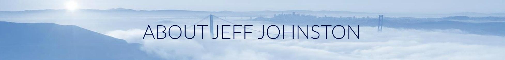Jeff Johnston Bio