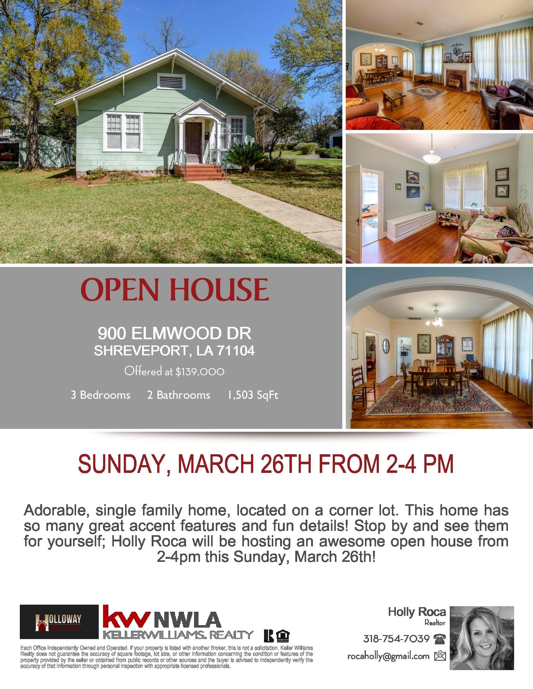 Elmwood Open House