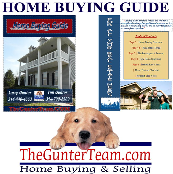 The Gunter Team's Home Buying Guide