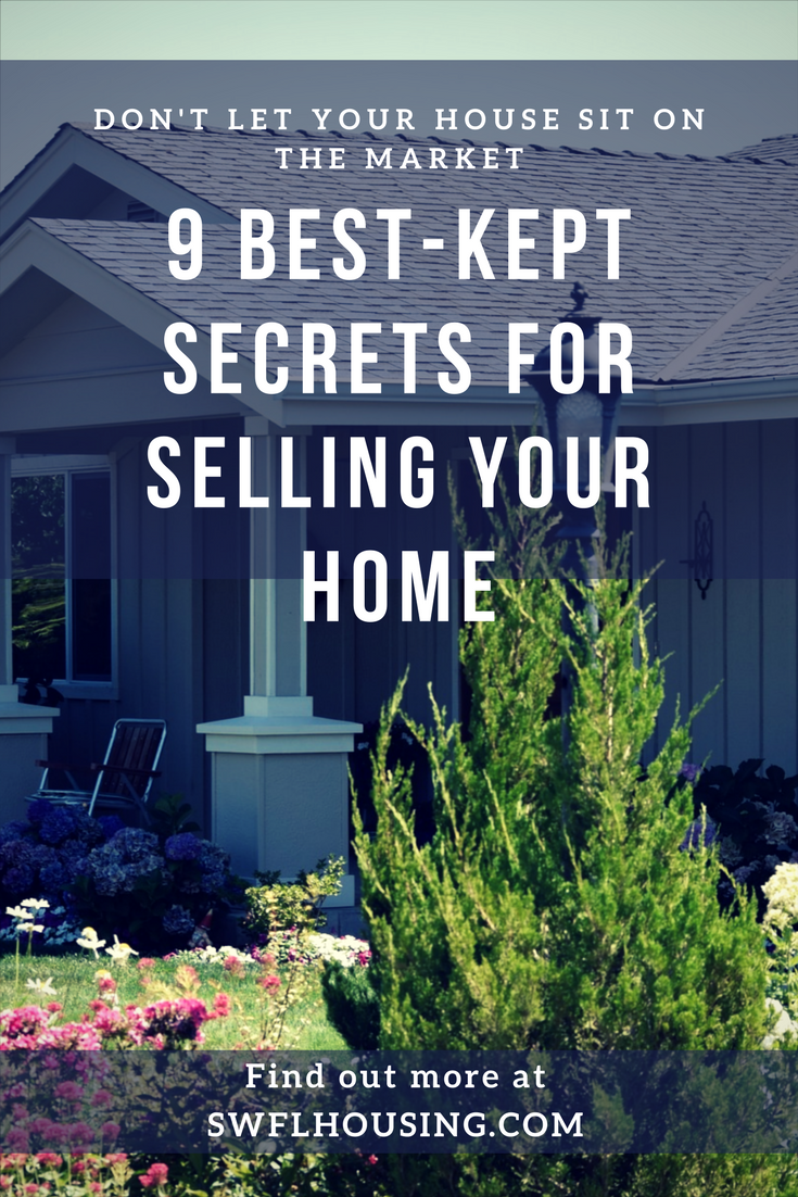 9 Best-Kept Secrets for Selling Your Home   homes for sale in bonita springs selling a house in boni