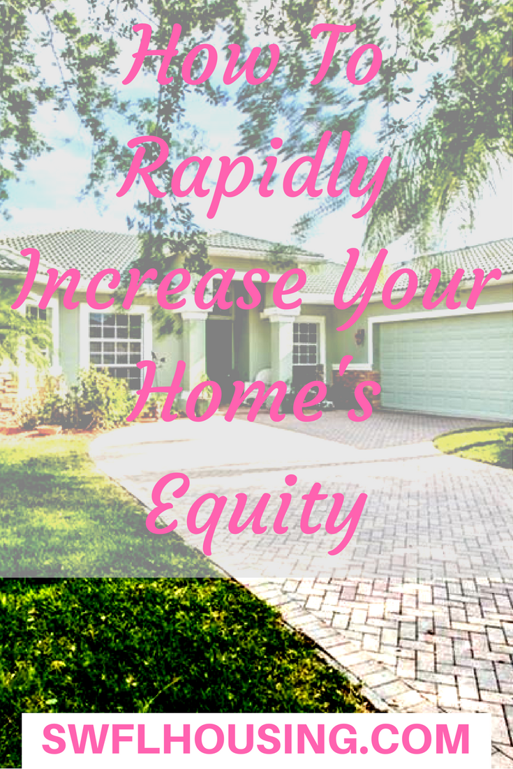 How To Rapidly Increase Your Home's Equity How To Rapidly Increase You Homes Equity selling a house