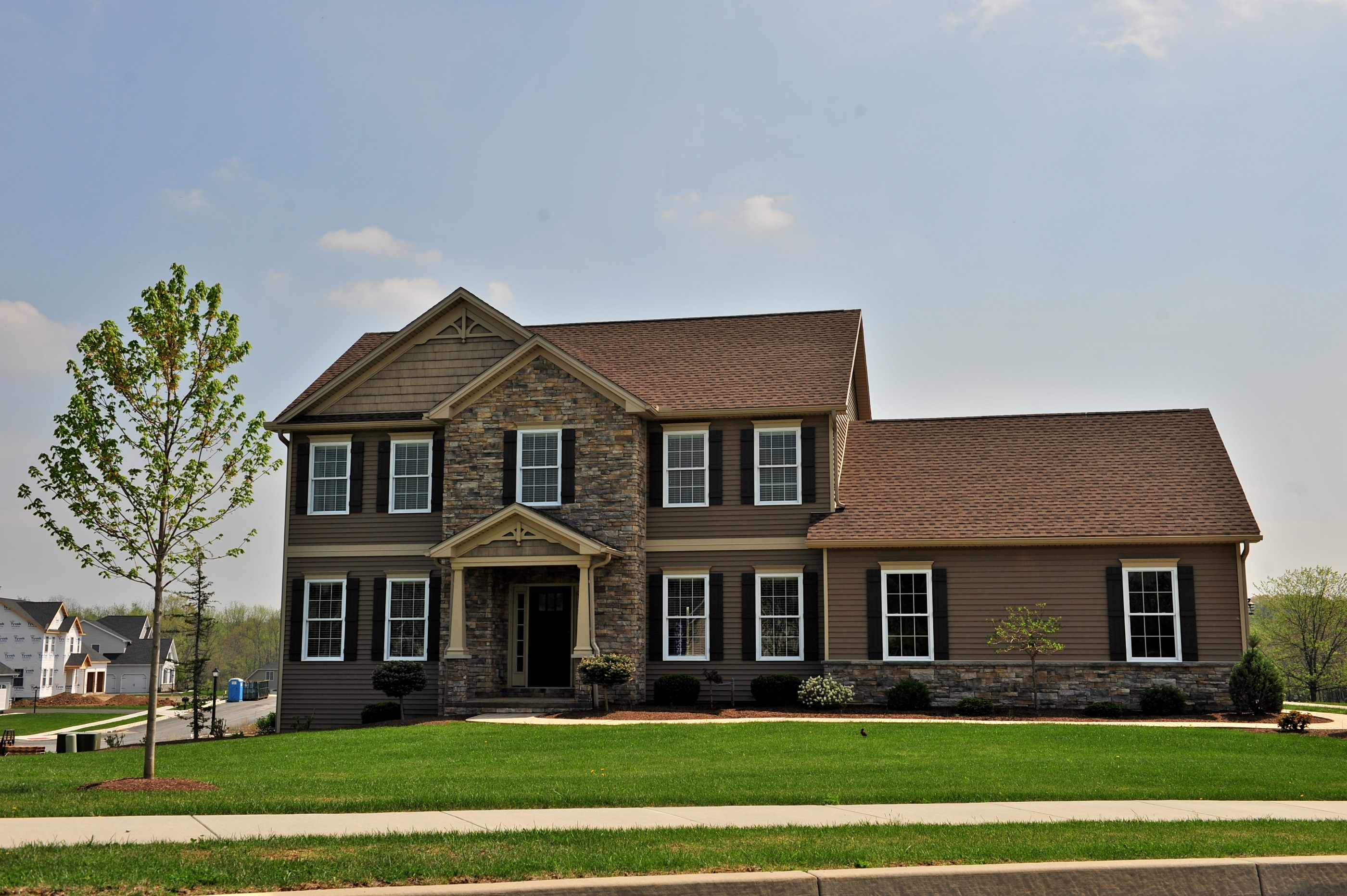 New home builder in central pennsylvania for Home builders central pa