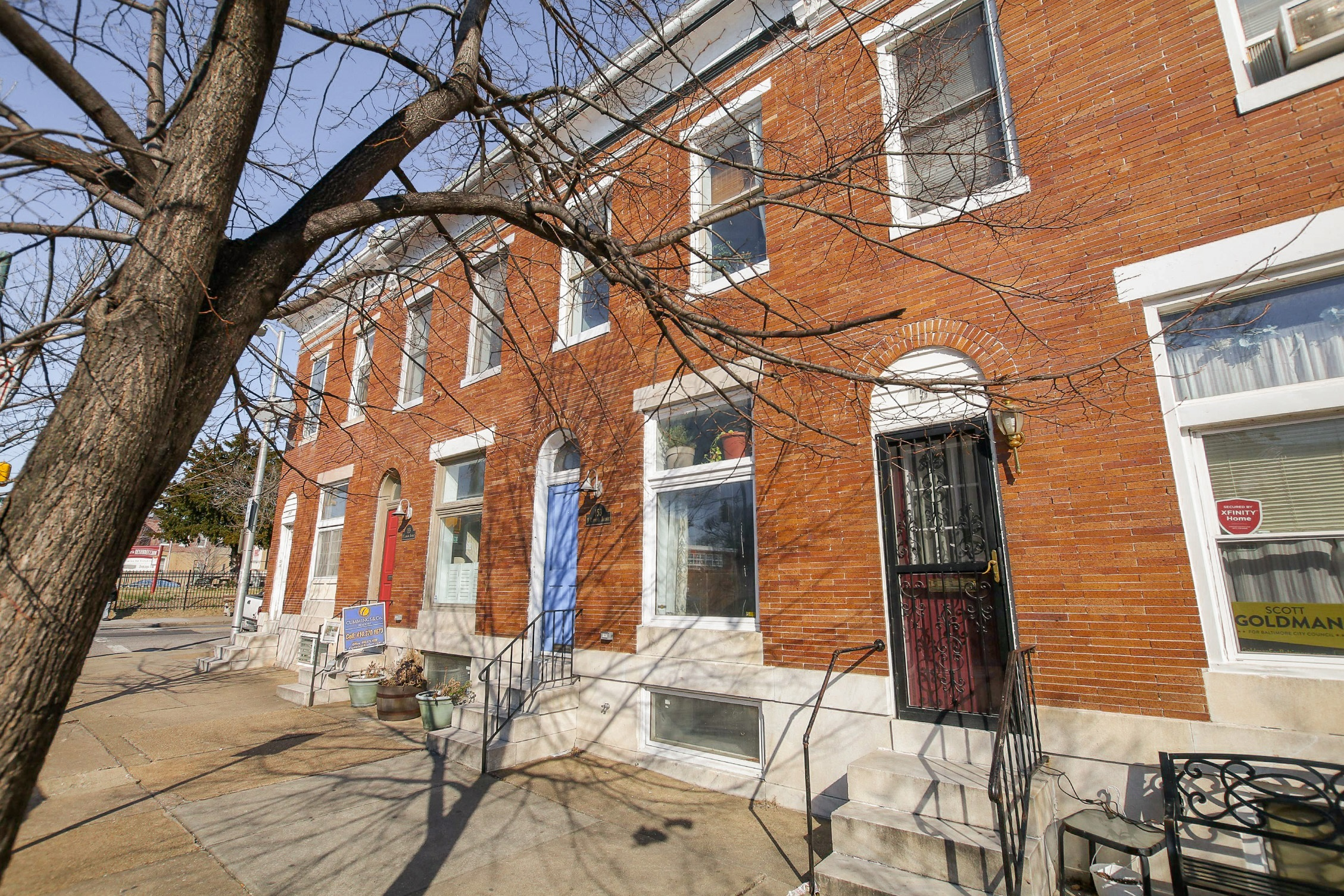 Patterson Park Home for Sale Baltimore 2