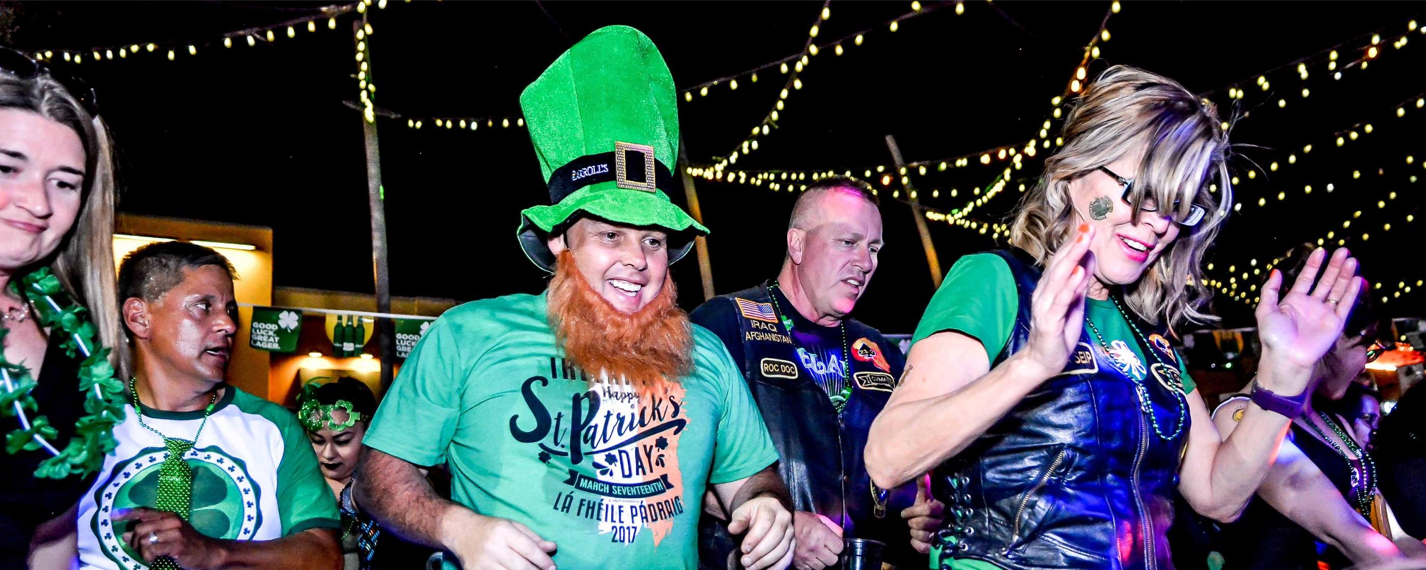 El Paso's St. Patrick's Day Events
