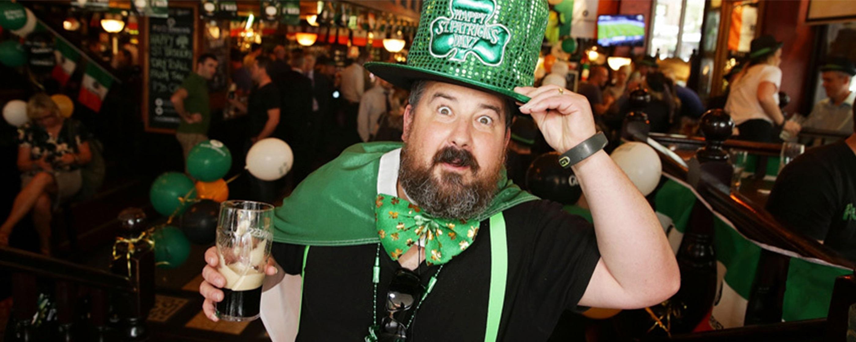 St. Patrick's Day Pub Crawl El Paso Texas