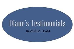 Diane's Testimonials