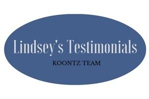 Lindsey's Testimonials