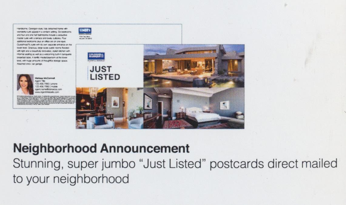 Neighborhood Ads