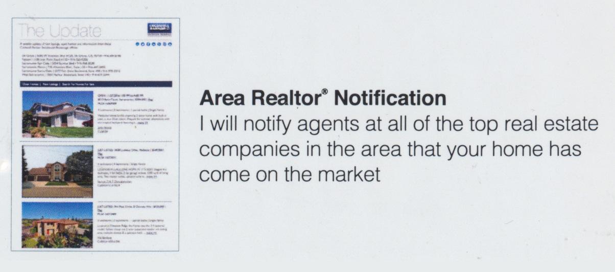 Realtor Notification