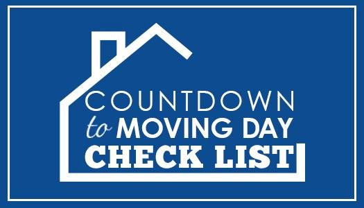 Countdown to Moving Day