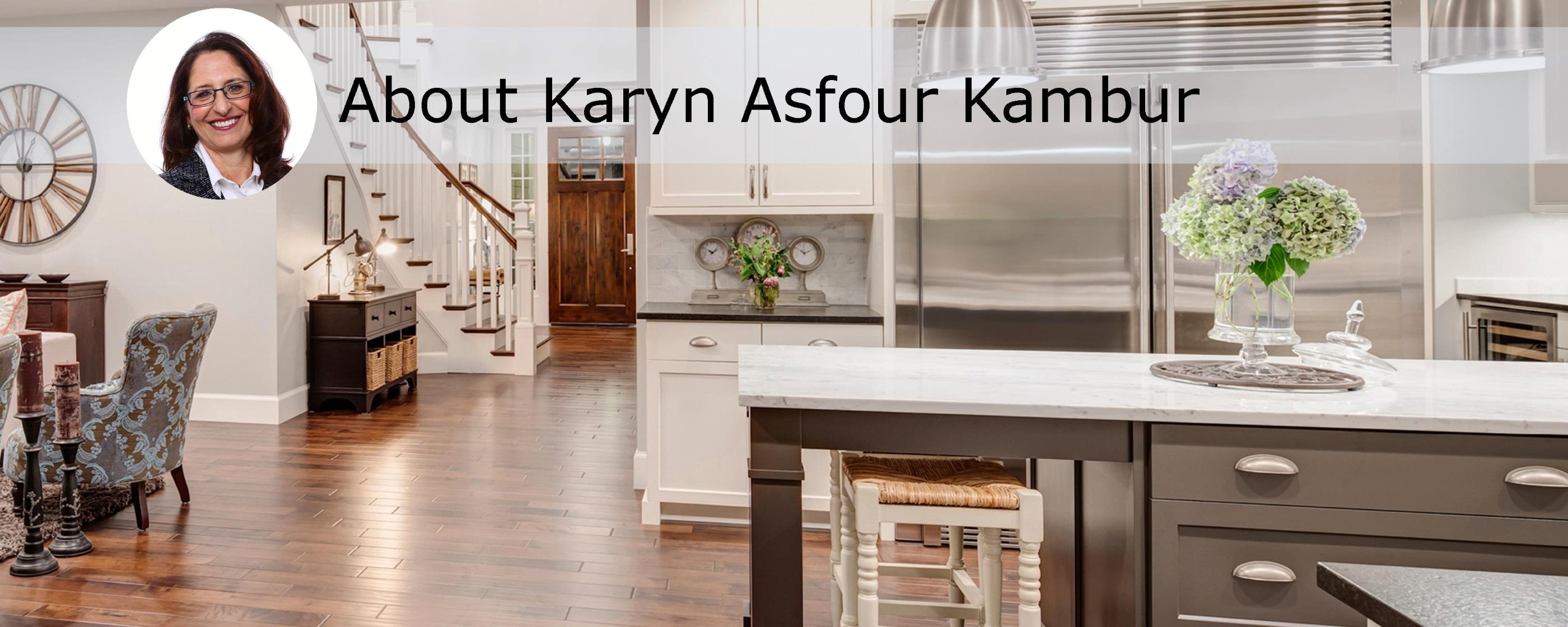 About Karyn Asfour Kambur