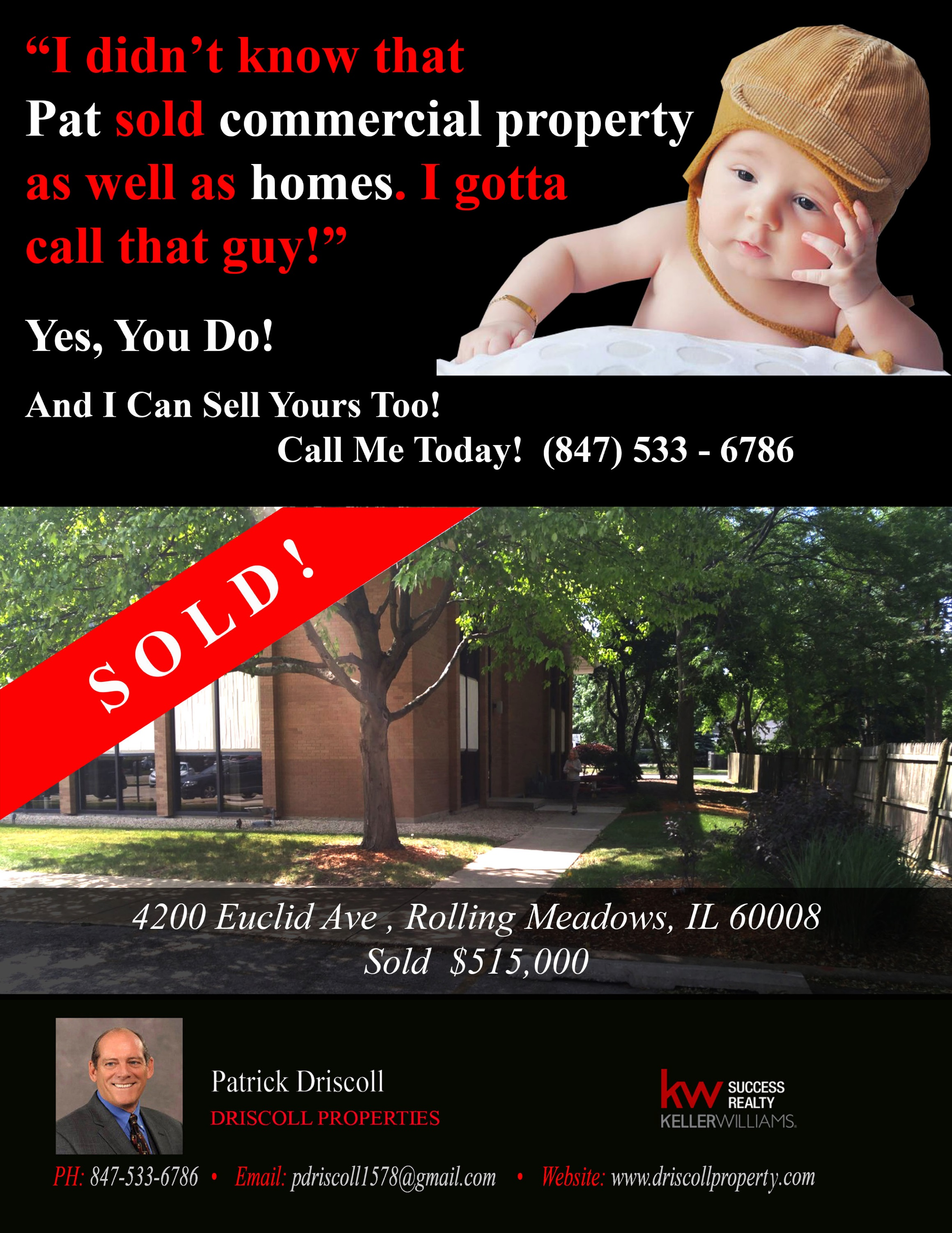 SOLD Euclid
