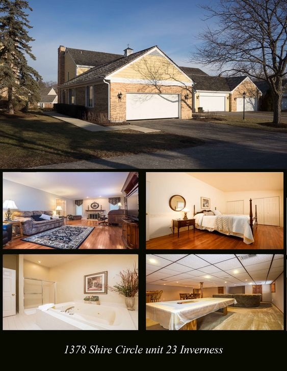 1378 Shire Cir # 23 Inverness, IL 60067