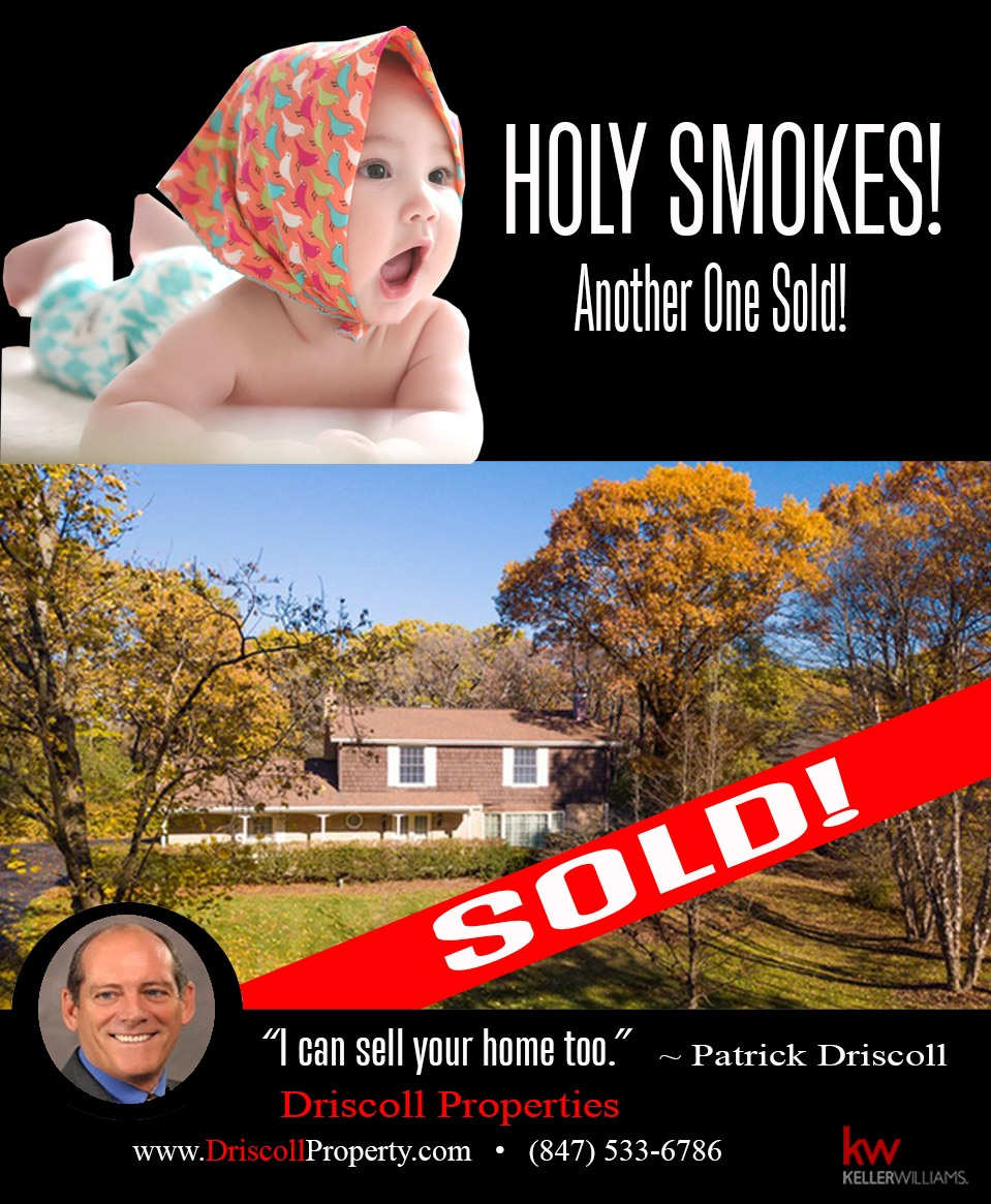 Sold Holy Smokes!