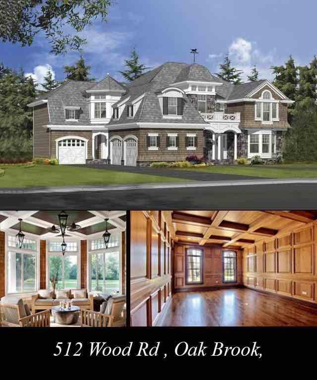 512 Wood Rd , Oak Brook,