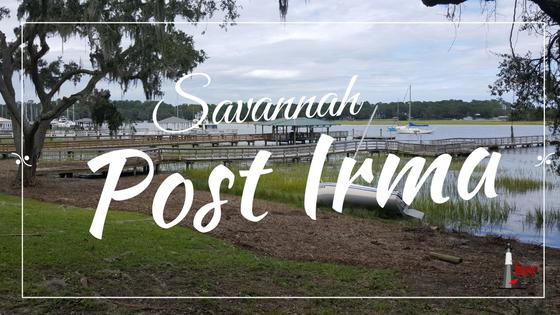 Savannah Post IRma