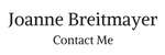 Contact Joanne Breitmayer
