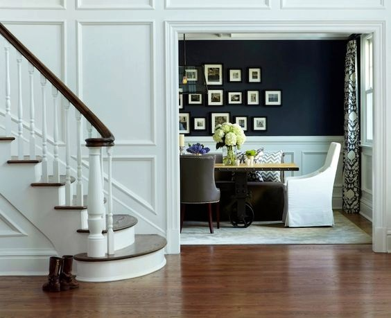 Lewis Kirk Blog Best Paint Colors to Sell Your Home Blue Dining Room