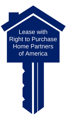 Home Partners of America Lease with Right to Purchase Program