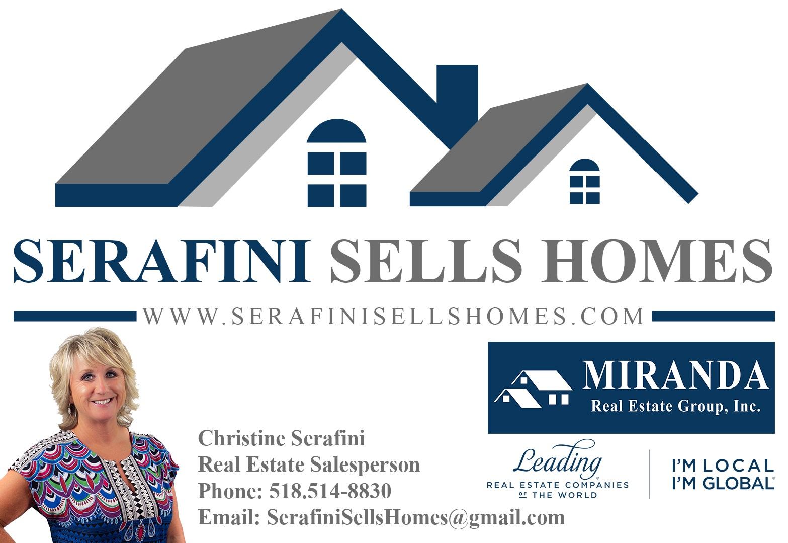 Serafini Sells Homes-Email Signature