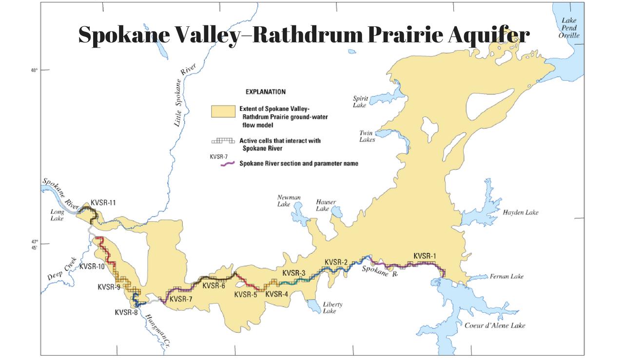 Spokane Valley–Rathdrum Prairie Aquifer
