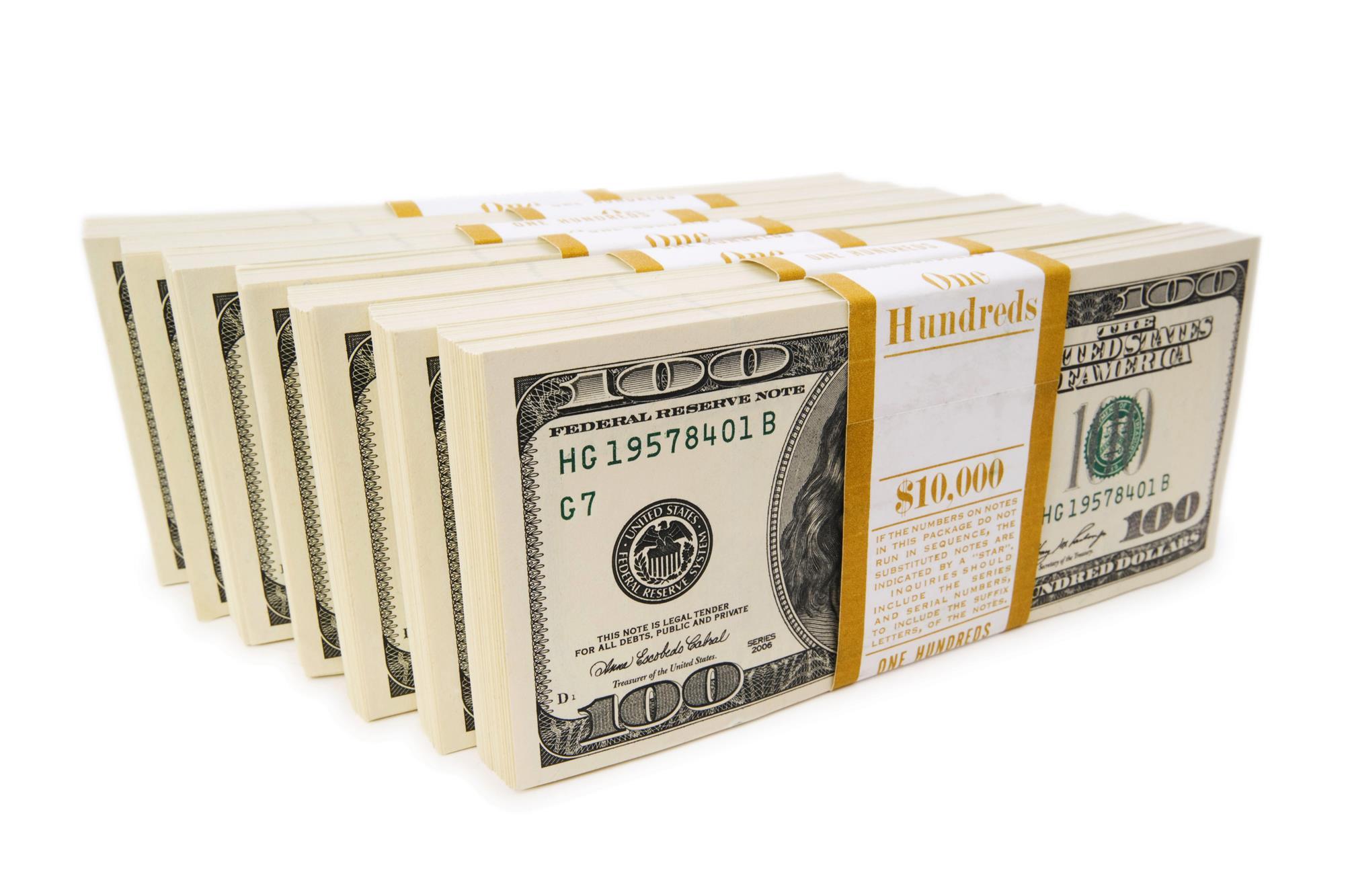 Stack of Bills