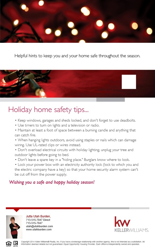 Helpful Hints To Keep You And Your Home Safe