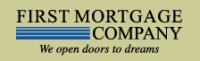 First Mortgage Company Logo