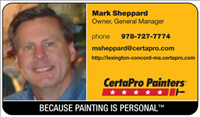 CertaPro Painting/Siding