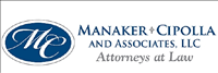 Manaker and Cipolla, Attorneys at Law Logo