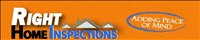 Right Home Inspections Logo