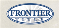 Frontier Title  Logo